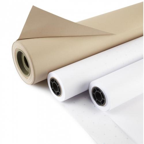 CH72 182cm Plain Heatseal 52gsm x 250m, PE Adhesive-0