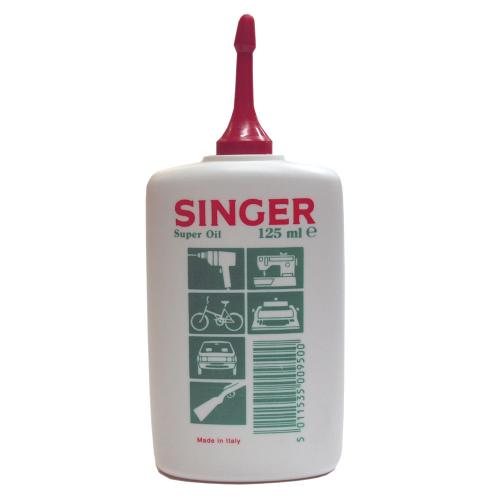Singer Domestic Oil Single Bottle.