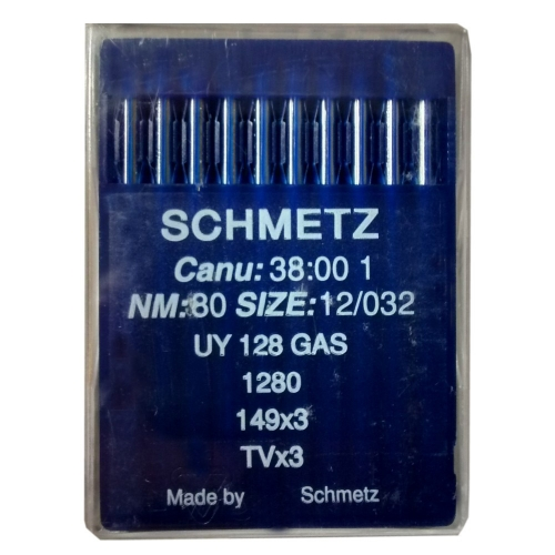 SCHMETZ 38:00 UY128GAS MY1044