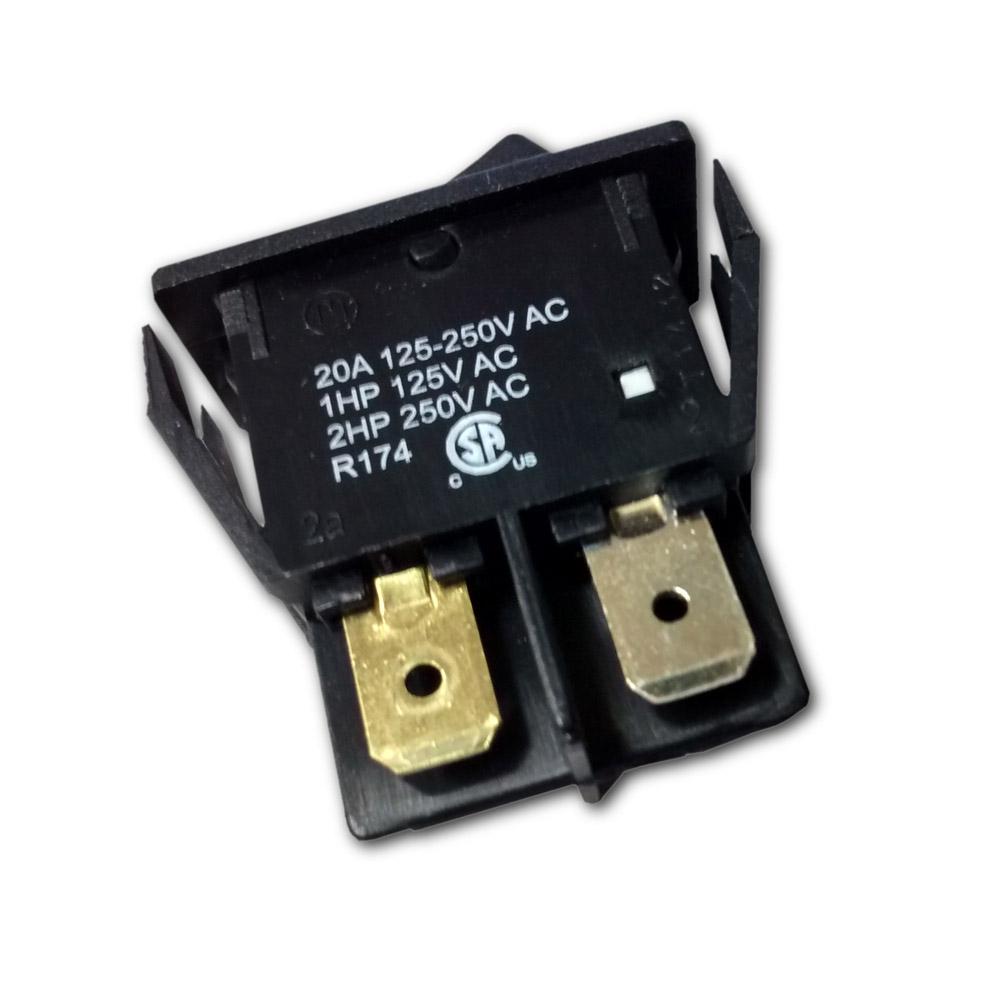 Eastman Switch - Single Speed 580C1-212