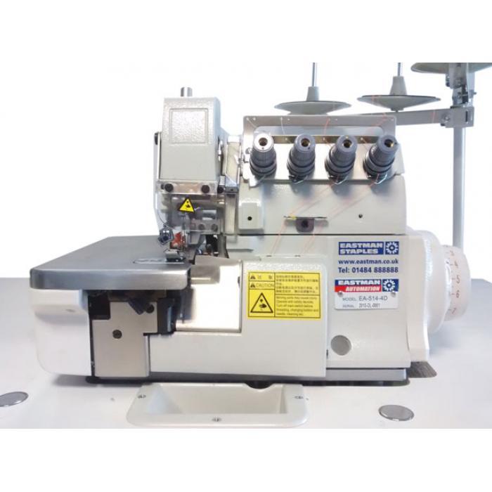 Eastman Automation 4 Thread Overlock Machine-0