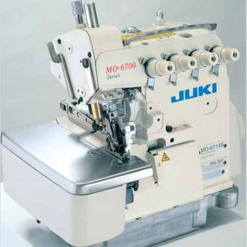 Juki MO6714 4 thread overlocker-0