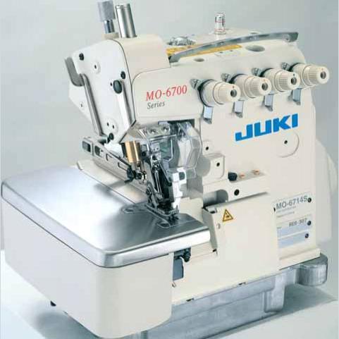 Juki MO6714 4 thread overlocker-0