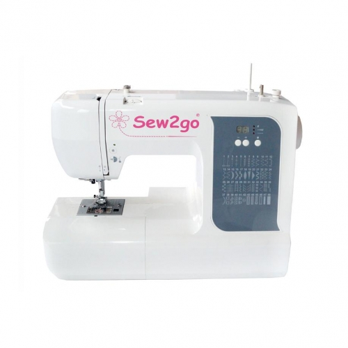 Sew2go Branded 48st Computerised Sewing