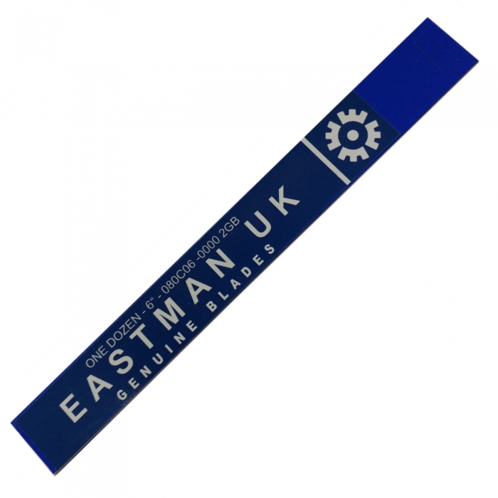"Genuine 6"" Eastman GB Straight Blade-0"