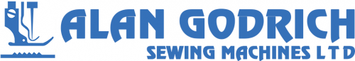 Alan Godrich Sewing Machines Ltd Logo