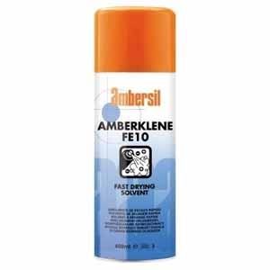 AMBERSIL FE10 FAST DRYING SOLVENT 400ml