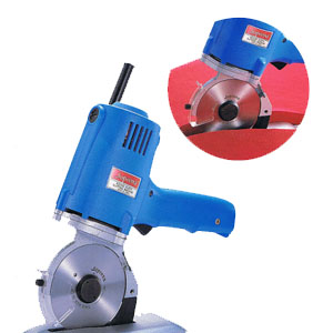 CR-100A Round knife cutting machine with 100 mm blade