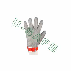 SG515 Full Hand Chain Mail Glove