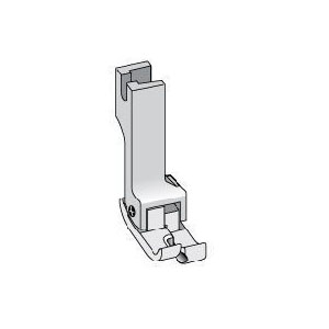 Left Hand Compensating Foot 1.0mm EXTRA SHORT