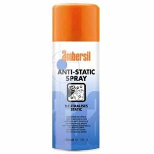 AMBERSIL ANTI STATIC SPRAY 400ml