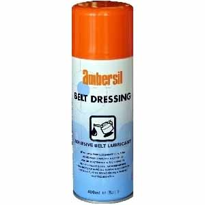AMBERSIL BELT DRESSING 400ml